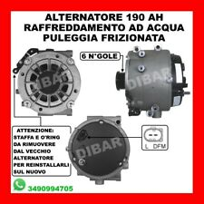 ALTERNATORE AD ACQUA MERCEDES CLASSE C 220 CDI -270 CDI
