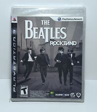 The Beatles: Rock Band PS3 Brand New Factory Sealed