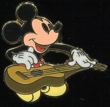 Hawaiian Holiday Mickey and Minnie Mouse Mickey Guitar Only Disney Pin 77629