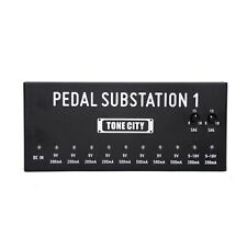Tone City TPS-1 Substation 1 Guitar Pedal Multi-Power Pedal Board Power Supply