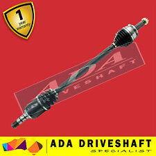 TOP QUALITY NEW CV JOINT DRIVE SHAFT FOR SUBARU FORESTER  07/02-07 ABS