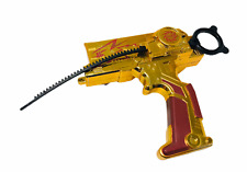 Hasbro Tomy Beyblade Metal Masters Duotron Launcher Gear Accessory Gold Rare