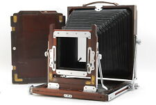 【 EXC 】 OKUHARA 5x7 Groß Format Film Kamera 155mm x 205mm Aus Japan 1457