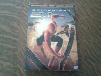 2 dvd spider-man 2.1 edition double dvd version longue