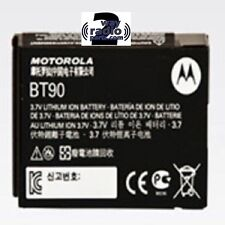 2 x REAL Motorola Battery HKNN4013A Factory Fresh! for SL 7550 e 7580 7590 radio