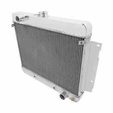 New 3 Core/Row Radiator Chevy 1969-1970 Bel-Air/Impala/Biscayne/Brookwood 69-70