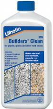 Lithofin MN Builders Clean 1Litre Removes Efflorescence