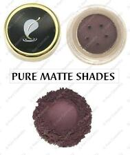 Pure Cosmetics Black Forrest Mineral Eyeshadow Matte Makeup Loose Powder Dark