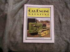 Gas Engine Magazine July 1989 Volume 24 no. 7