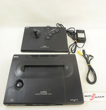 NEO GEO AES Console System Ref/056932 Working Tested JAPAN neogeo SNK Game