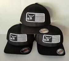 Spin Em Black Cap flexfit one size fits all (Stretch fit)