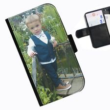 SALE NEW PERSONALIZED LEATHER WALLET/FLIP MOBILE CASE COVER ALL PHONE MODELS
