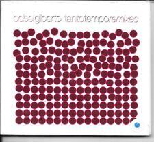 CD ALBUM 13 TITRES DIGIPACK--BEBEL GILBERTO--TANTO TEMPO REMIXES