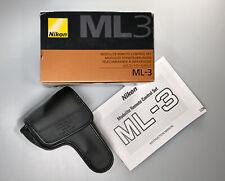 Nikon ML-3 Modulite Remote Control Set
