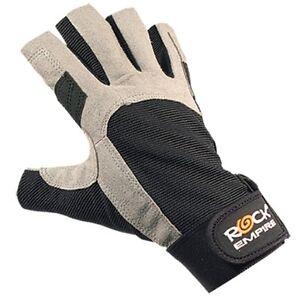 Rock Empire Handschuhe ROCKER für Klettersteig - Arbeit mit Seil, Frantic sports