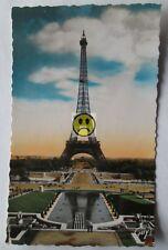 Ansichtskarte Paris Eiffelturm 1942