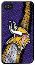 NFL MINNESOTA VIKINGS PHONE COVER FOR iPHONE 4 & 4S BRAND NEW FACTORY SEALED