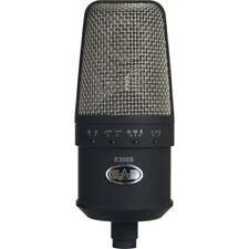 CAD Equitek e300 Multi-Pattern Condenser Microphone (Black) w/ High Pass Filter