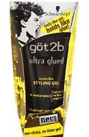Schwarzkopf Got2b Ultra Glued Spiking Glue Water Resistant Screaming Hold - 6oz