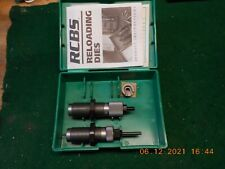 rcbs reloading dies 22-250 includes shell holder