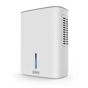 Pure Enrichment Dry Deluxe Dehumidifier White
