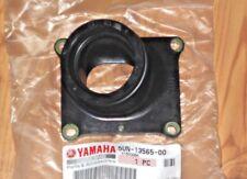 YAMAHA YZ125, YZ 125 ENGINE CARBURETOR RUBBER INTAKE REED CAGE BOOT 2003-2004