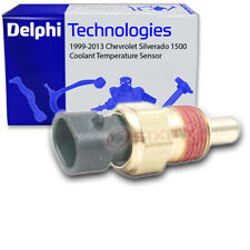Delphi Coolant Temperature Sensor for 1999-2013 Chevrolet Silverado 1500 vs