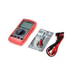 UNI-T UT107 Automotive Digital Multimeter AC DC Volt Amp Ohm Temp Hz Tester test