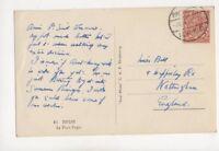 Port Said 7 Nov 1934 Paquebot Postmark 204b