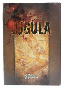 Jugula Table Top RPG Roman Gladiatorial Combat In The Arena Game Rulebook