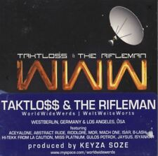 Taktloss & The Rifleman-WWW CD (jaysus, Mach One, Isar, B-Lash)