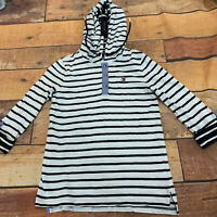 Tommy Hilfiger Womens Striped Pullover Hoodie Sweatshirt Size XS New NWT K217