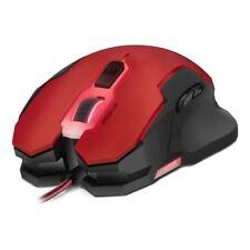 SPEEDLINK Contus ergonómico 3200dpi Iluminado Gaming Mouse óptico de 5 Botones
