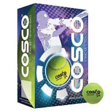 Cosco Light Cricket Tennis Balls (Pack of 6)