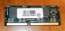 Vintage OEM 32MB 144pin PC100 SDRAM SO-DIMM 10ns for Mac PowerBook G3 Wallstreet