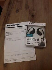 Kopfhöher Sony mit MP3 Player