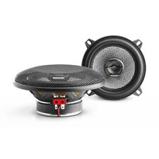 "FOCAL ACCESS 130AC -  5"" COAXIAL KIT 2VIE ALTOPARLANTI COASSIALI 13cm + GRIGLIE"