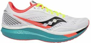 Saucony Endorphin Speed Womens Running Shoes - White