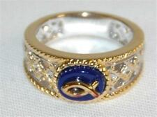 New ListingFranklin Mint Symbol of Faith Women's Ring - Size 10