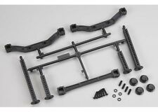 Pro-Line 6087-00 Extended Front / Rear Body Mounts Traxxas Slash 4X4
