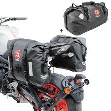 Satteltaschen Set für Yamaha MT-09 / Tracer 900 WR60 Hecktasche
