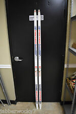 New listing Fischer Cs Air Core 190cm Xc Skis with Solomon Flex 95 Bindings (Used)