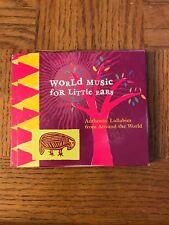 World Music For Little Ears Cd