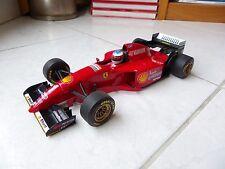 Ferrari 412 T2 Michael Schumacher #1 1996 1/18 Minichamps Racing F1 avec moteur