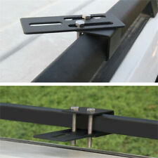 2PCS Car Roof Rack Light Bracket Bumper Mount Holder Kit for LED Work Light Bar