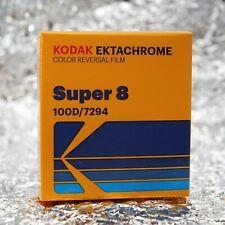 *NEW* Kodak Super8 Ektachrome 100D / 7294 Color Reversal film