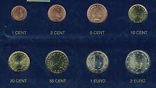 2004 Luxemburg - Euro Kursmünzensatz - Bankfrisch