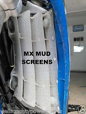 Mx Mud Screens - Radiator Protection Sleeve Louver Shroud Guard Brace OEM Panel