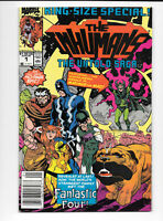 The Inhumans Special #1 1990 VF/NM Marvel Comics