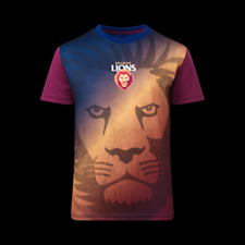 BRISBANE Lions Youth Sublimated Tee